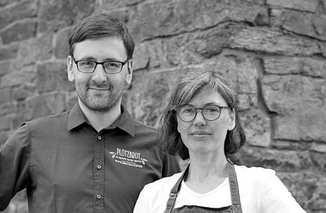 Lutz Geißler & Christina Weiß beantworten Ihre Fragen (Foto: Oliver Brachat)
